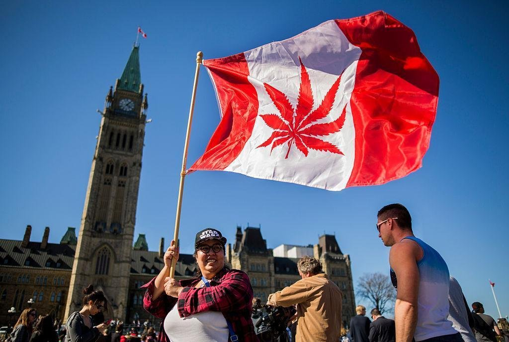 CANADIANS WHO SMOKE LEGAL WEED COULD BE BANNED FROM U.S. FOR LIFE