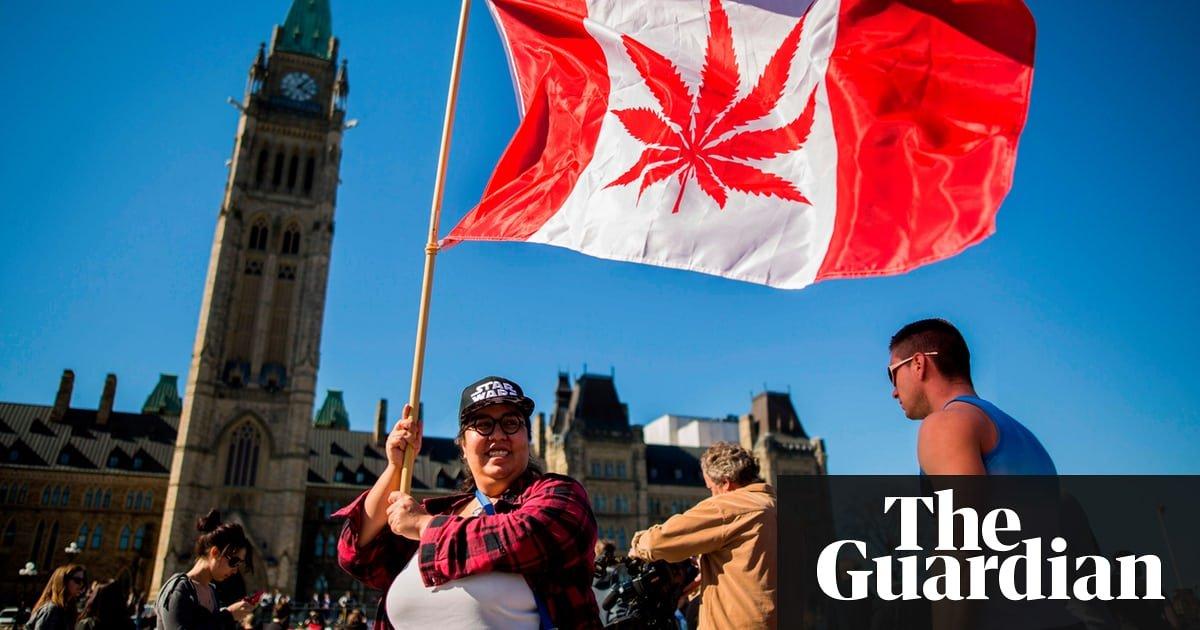 Canada legalises cannabis use after successful Senate vote