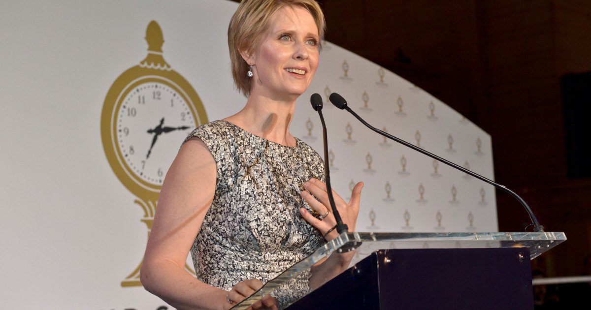 "Cynthia Nixon's ""No Corporate Donations"" Position Includes Big Cannabis Money Gov. Cuomo Welcomes"