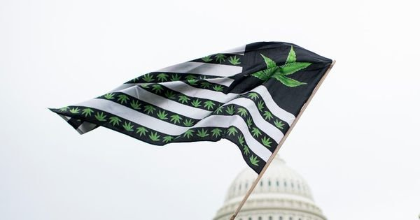 Don't Bet On Federal Marijuana Legalization Just Yet