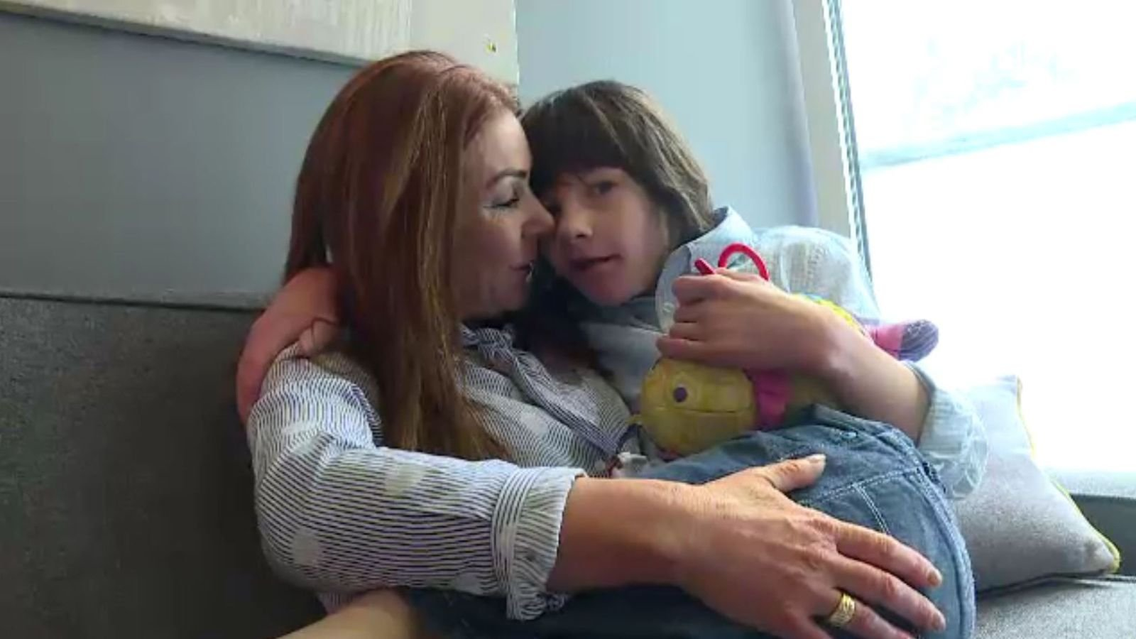 Epileptic boy Billy Caldwell has 'life-threatening seizures' after cannabis confiscated