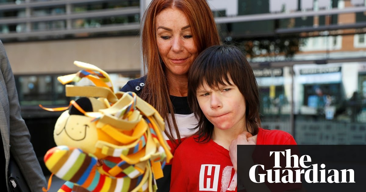 Home Office returns cannabis oil for boy's epilepsy treatment