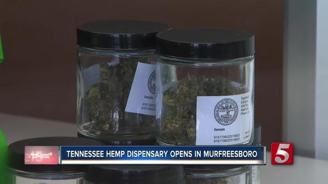 Tennessee Gets First Hemp Dispensary