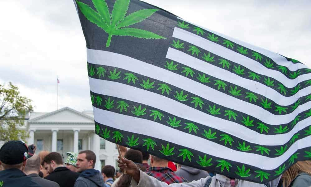 Where is Marijuana Legal in the US?