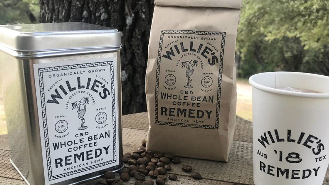 Willie Nelson grows cannabis empire with new line of CBD oil products