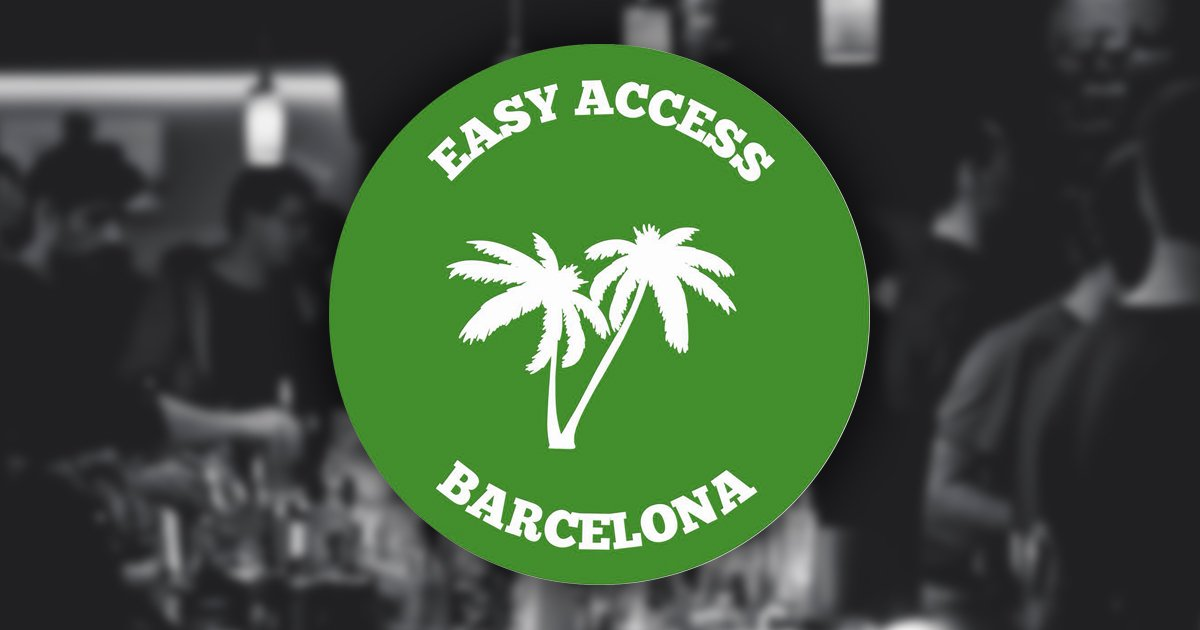 With this website, everybody can now get easy and safe access to Barcelona's private smokers clubs!