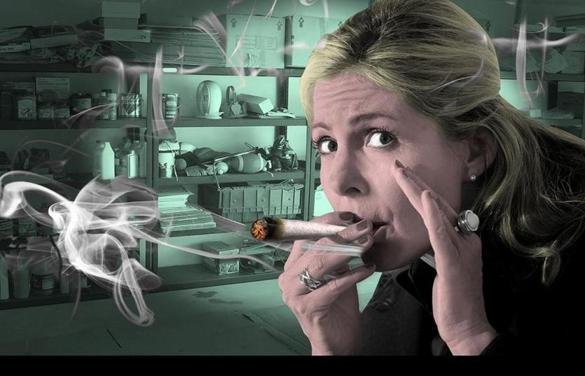 Would you smoke a joint in front of your kids? - The Boston Globe