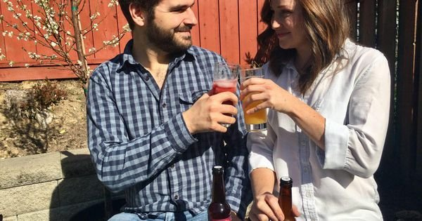 A Millennial Couple Finds Their Sweet Spot In Cannabis Soda