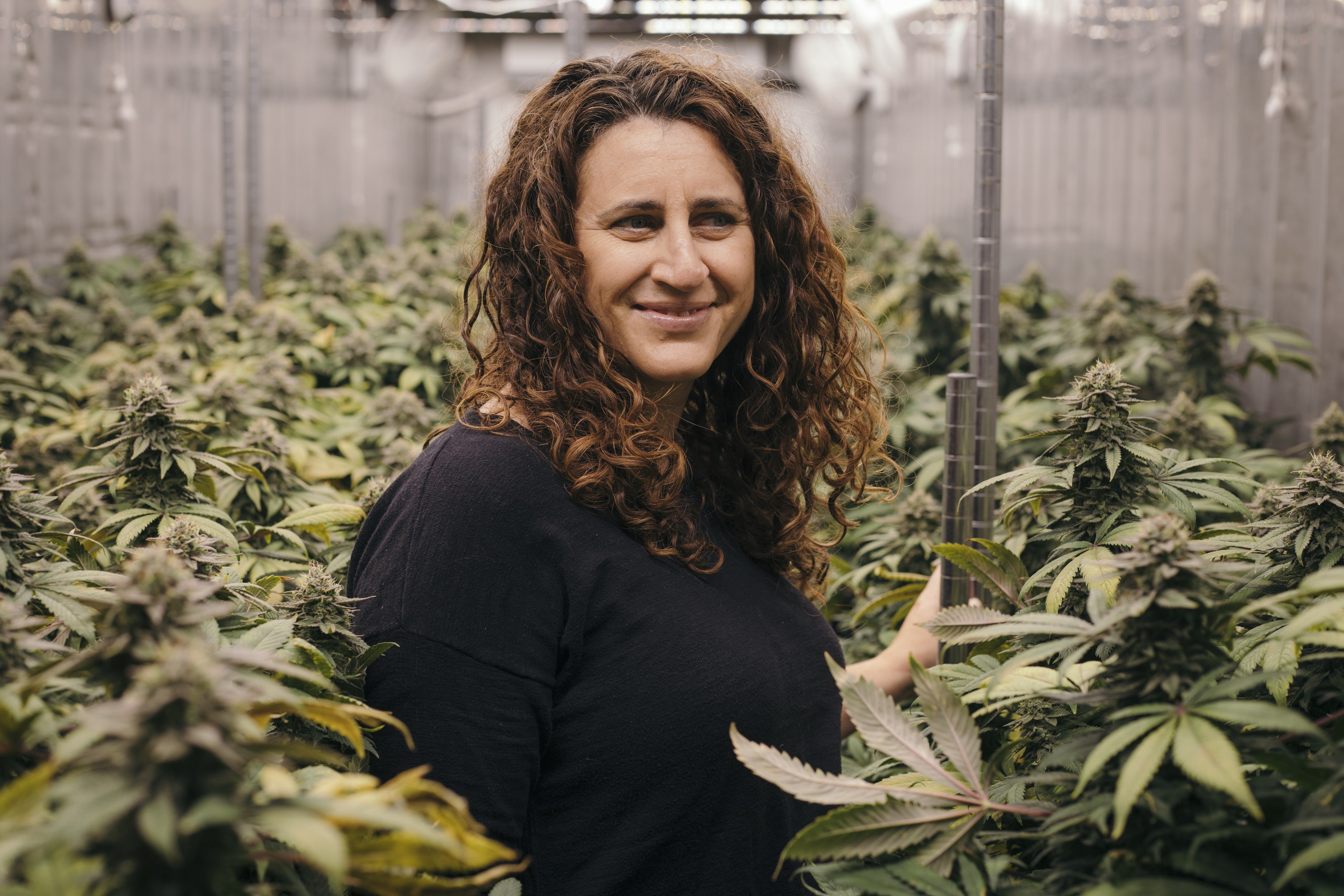 Amy Margolis Makes It Her Business to Assist Female Weed Entrepreneurs