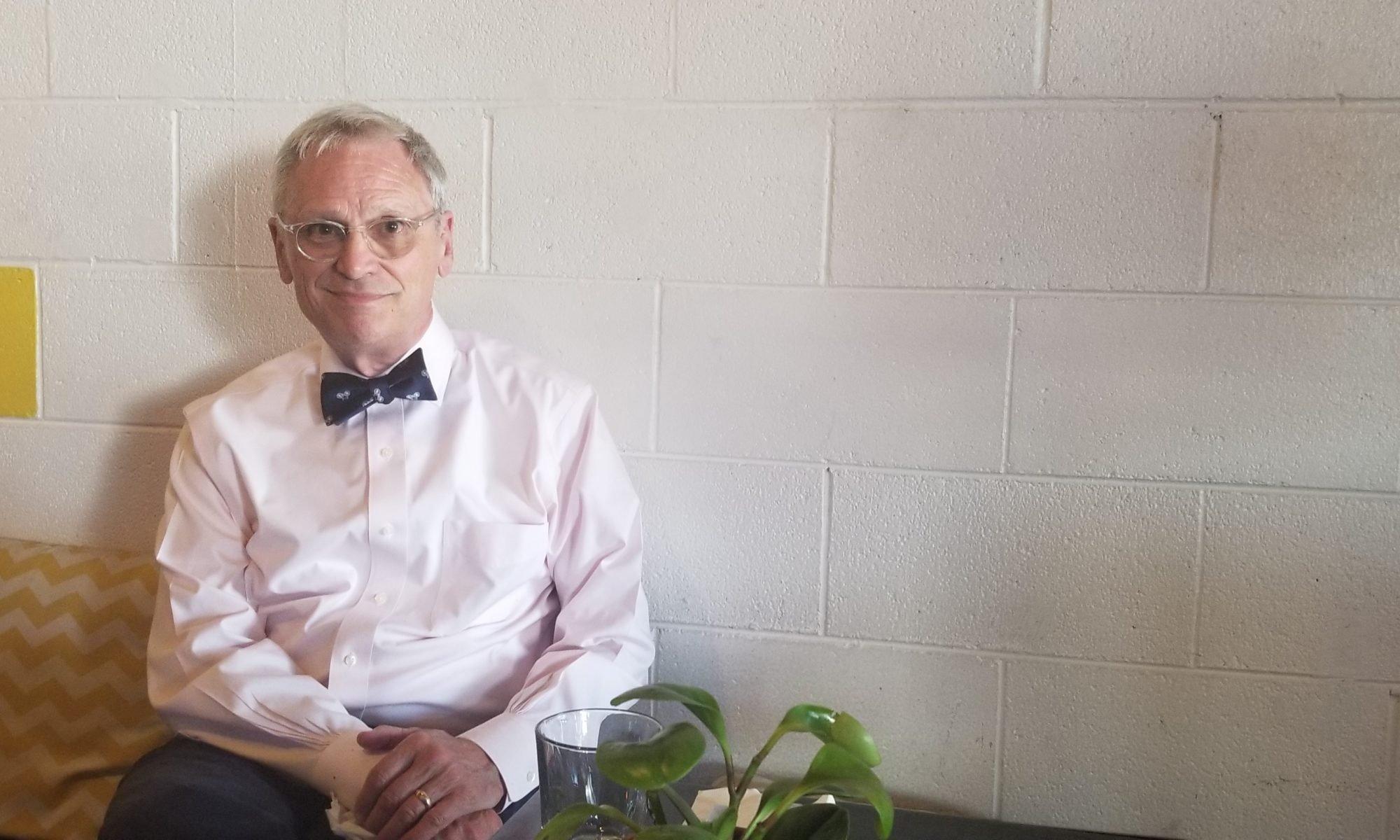 Congressman Earl Blumenauer says marijuana legalization outlook cloudy short-term, bright long-term
