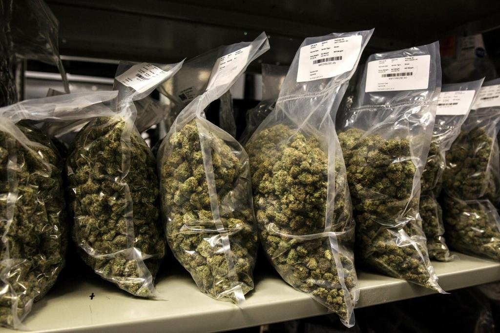 Constellation Brands is boosting stake in Canadian pot company