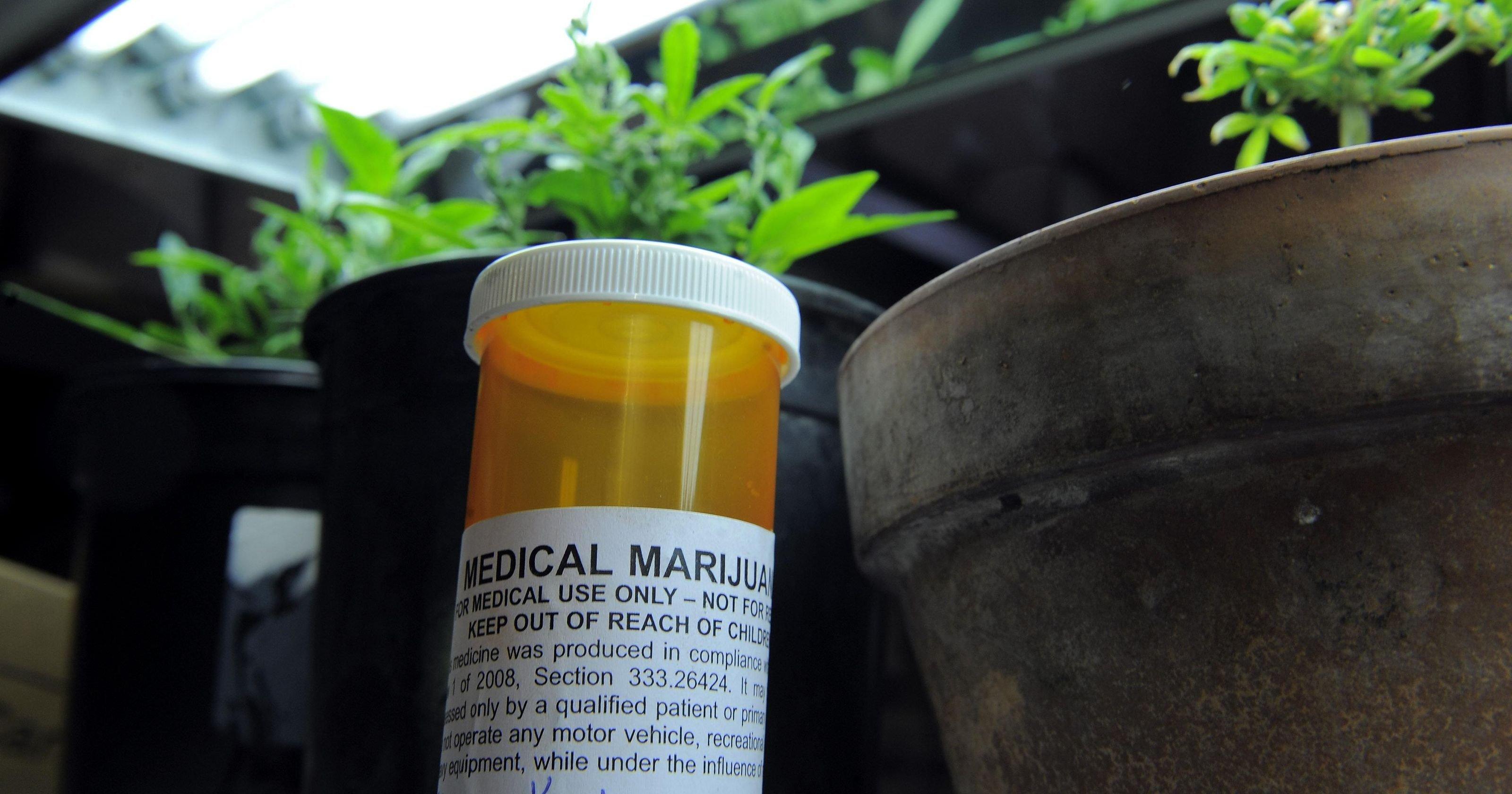 Detroit Council approves cap on medical marijuana facilities