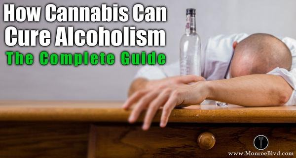 How Cannabis Can Cure alcoholism - The Complete Guide