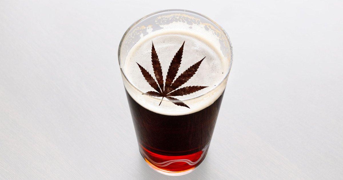 Is Marijuana the Future of Beer?