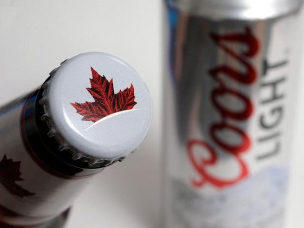 Molson Coors Canada teams with medical pot distributor to create drinks brewed with THC
