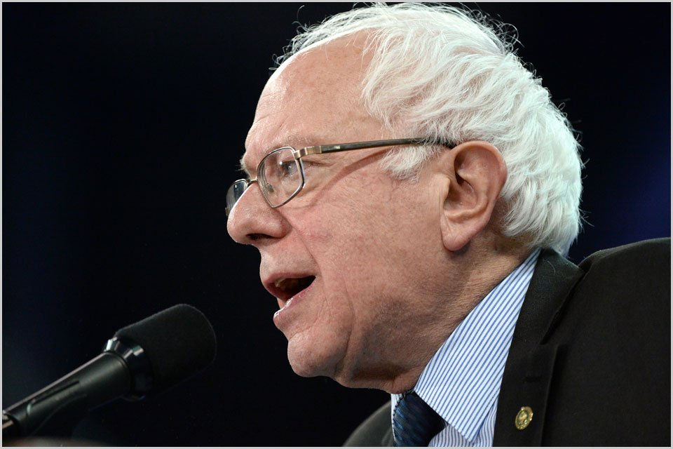 NORML PAC Endorses Senator Bernie Sanders for Reelection - NORML