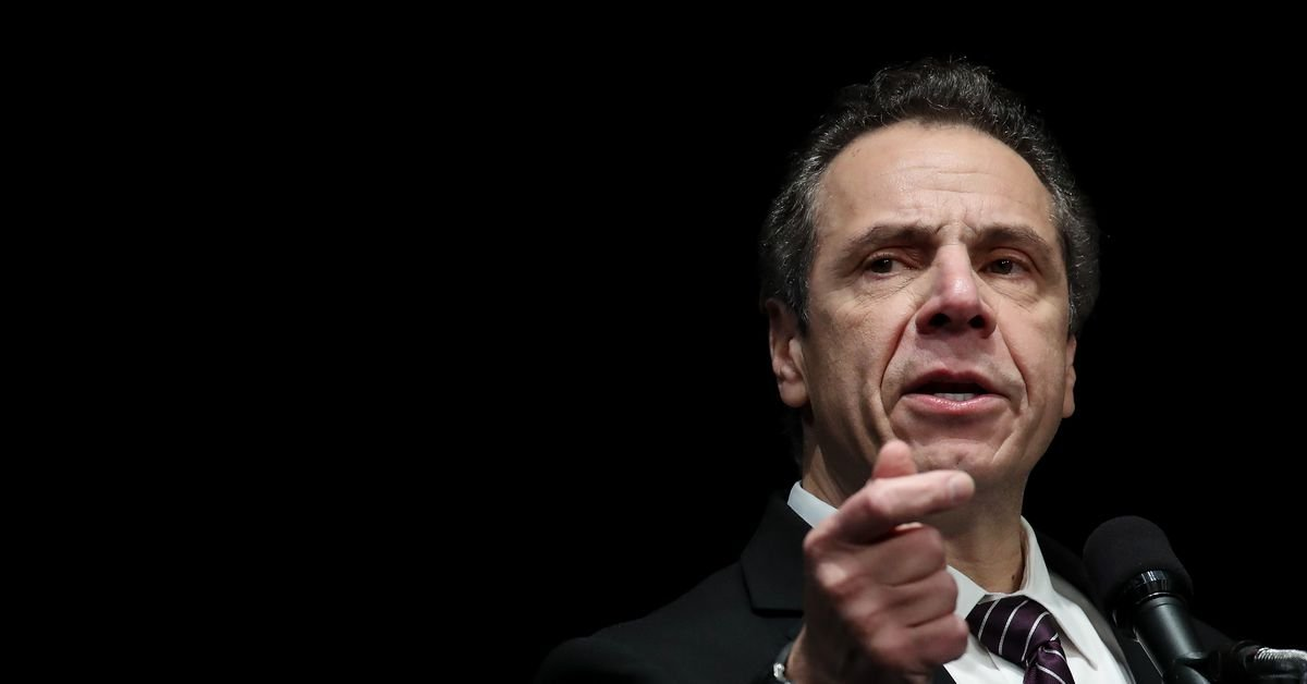 New York's governor just took a big step toward marijuana legalization