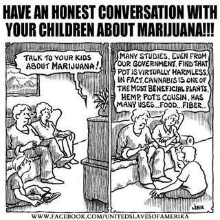 Talk To Your Kids About Marijuana