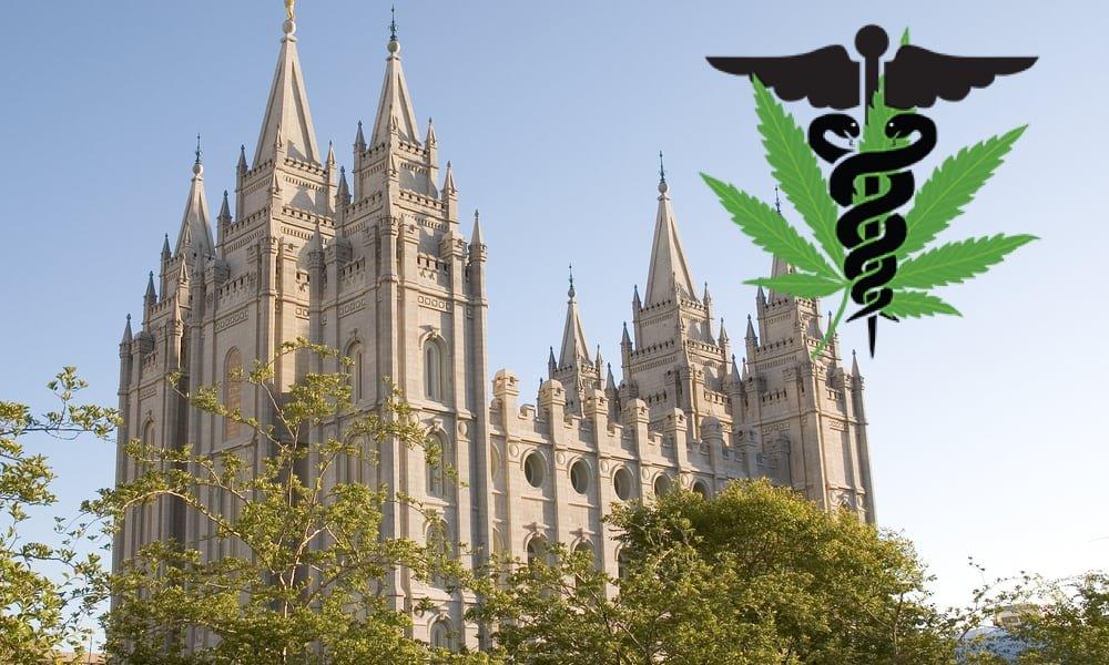 Utah Group Claims Medical Marijuana Bill Violates Their Religious Freedom