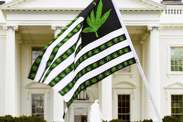 Want proof the fight for legal weed is really heating up in Washington? Check this out.