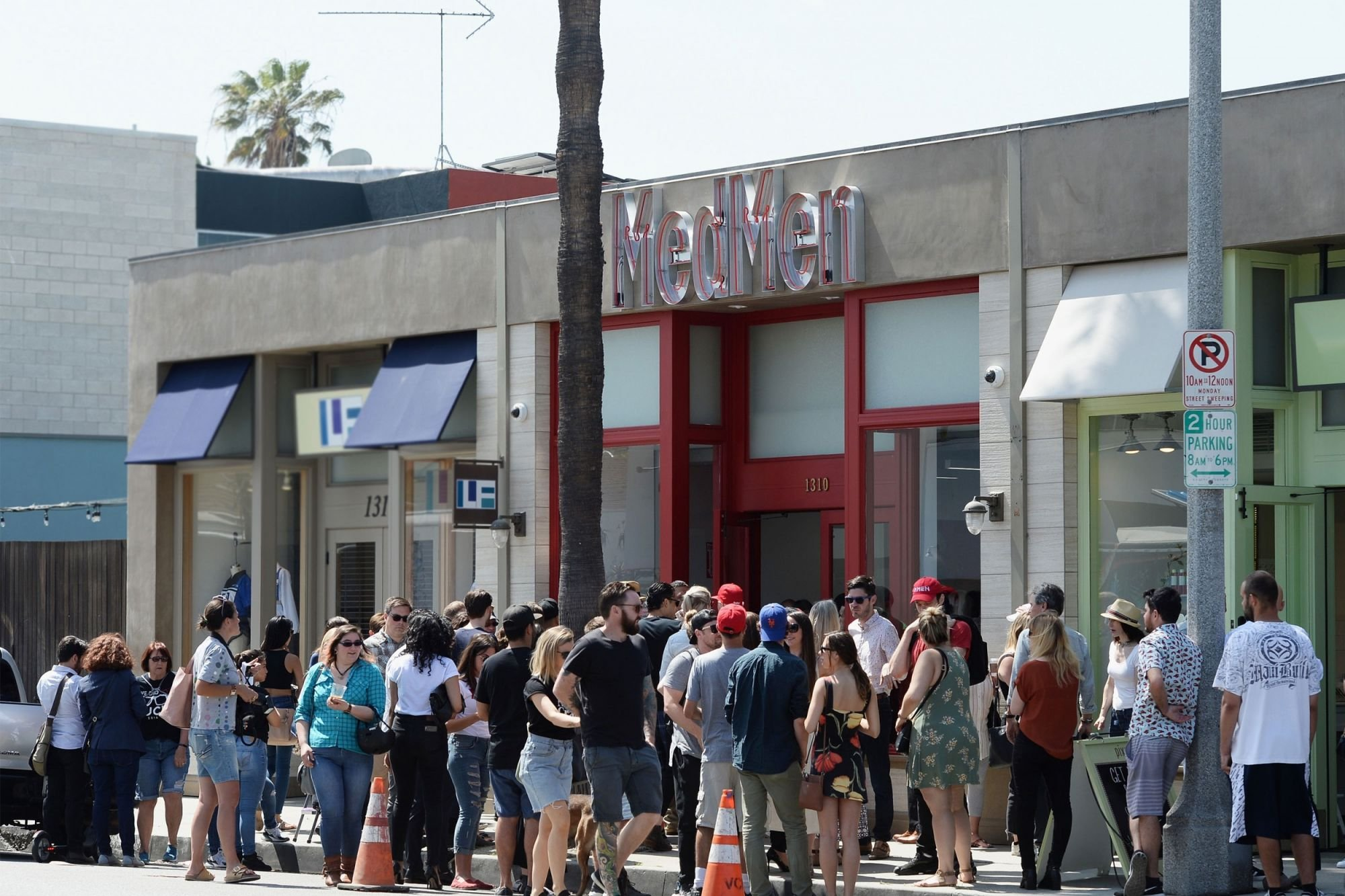 With Higher Prices and Less Product, California Dispensaries Face Angry Customers