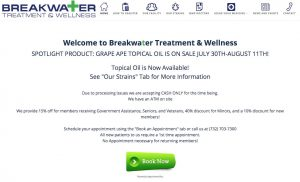 Breakwater Alternative Treatment Center