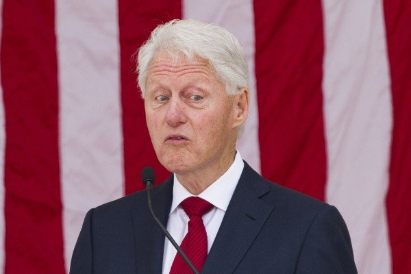 Bill Clinton Didn't Inhale — Looking Back on Politicians That Smoke Weed