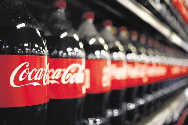 Coca-Cola is eyeing the cannabis market