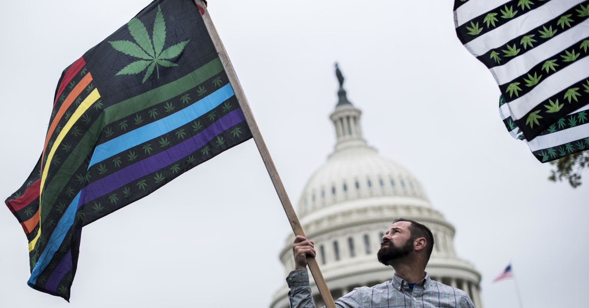 Here are 6 things you need to know about Washington DC's fuzzy market for legal pot