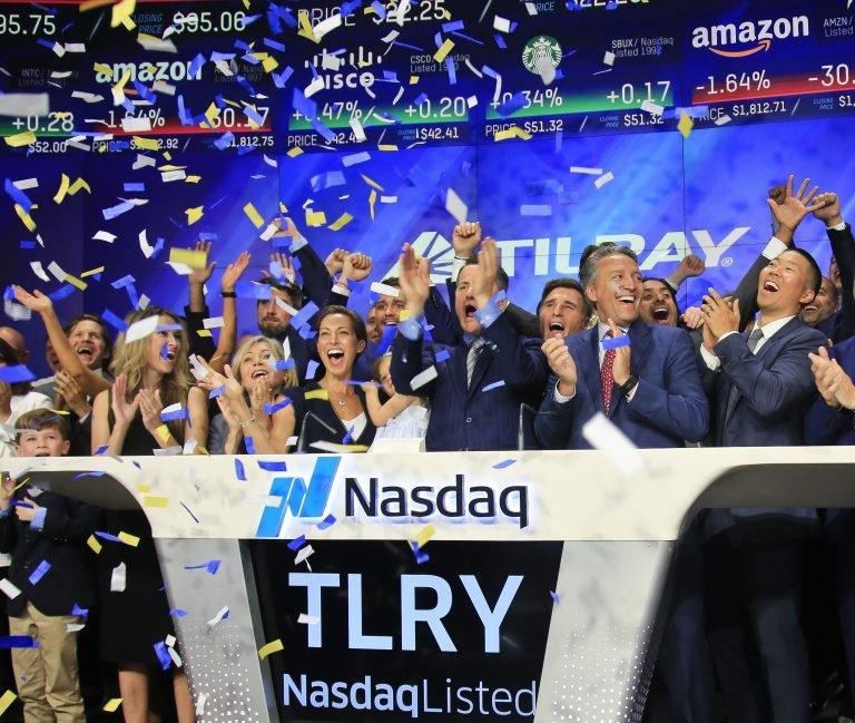 It's High Times for Soaring Marijuana Stocks Like Tilray on Wall Street