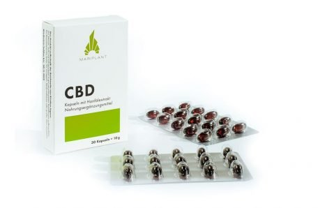 Maricann announces shipment of CBD Capsules in Germany