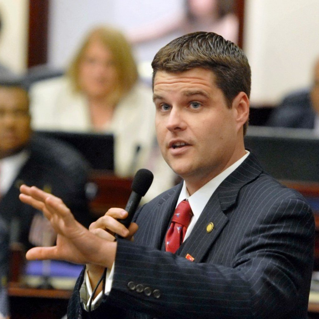 Medical Marijuana Federal Laws Changing, Matt Gaetz Backs Cannabis