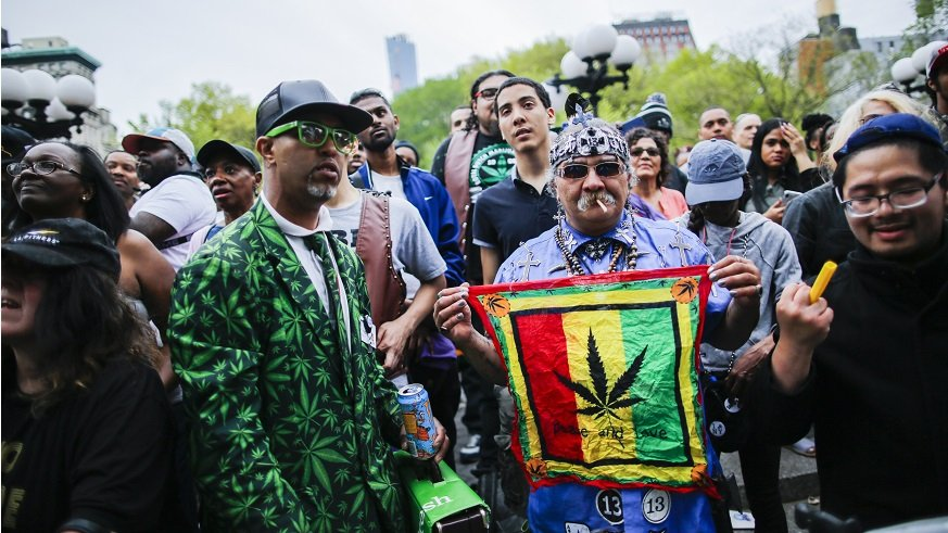 NYC marijuana policy change takes effect over the weekend