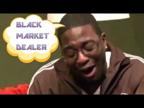 Black Market Dealer in Canadian Legal market! A heartbreaking story!