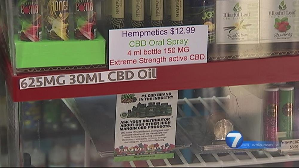 CBD oil, sold for years locally, now illegal in Ohio