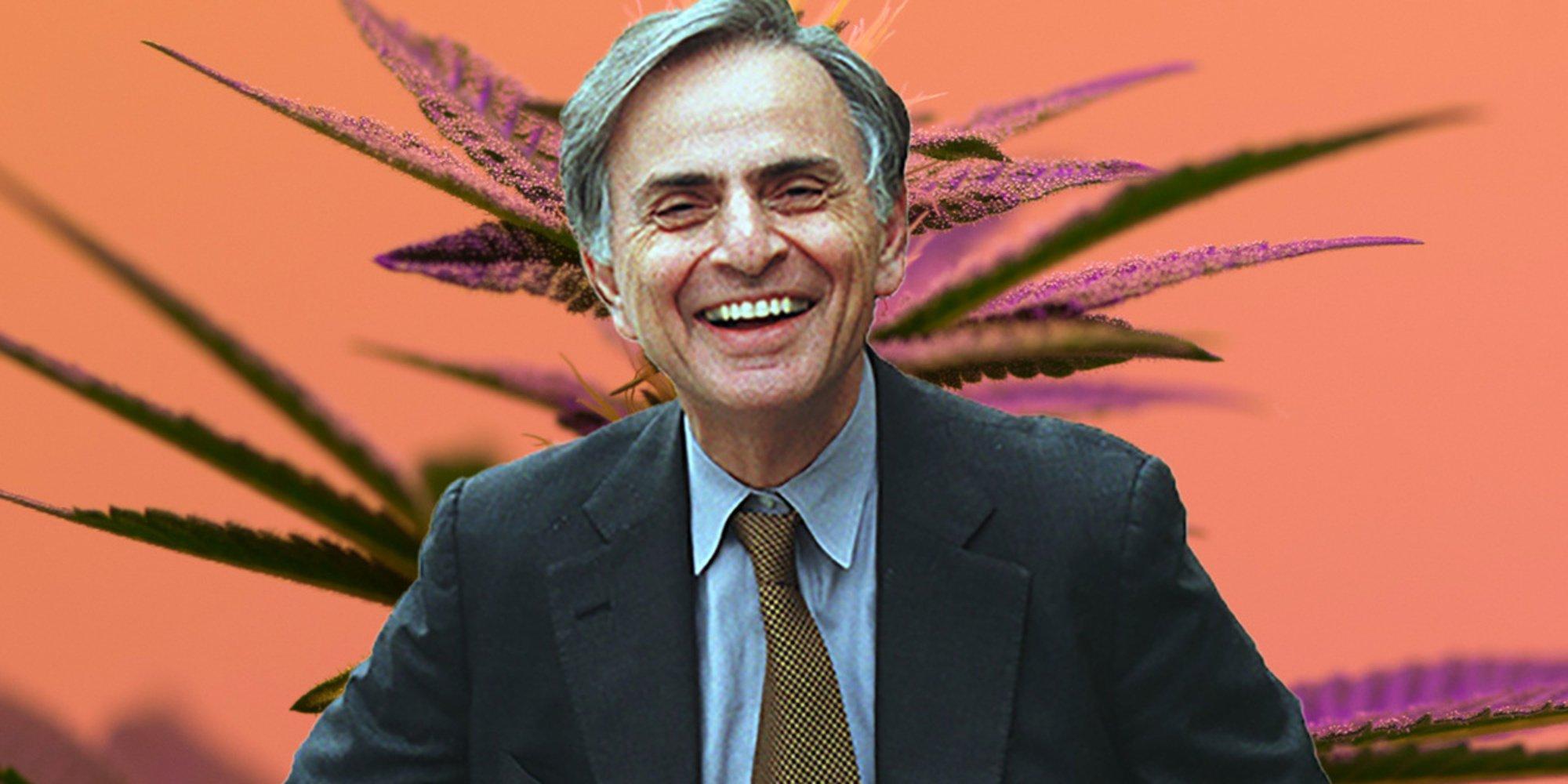 Carl Sagan on why he liked smoking marijuana