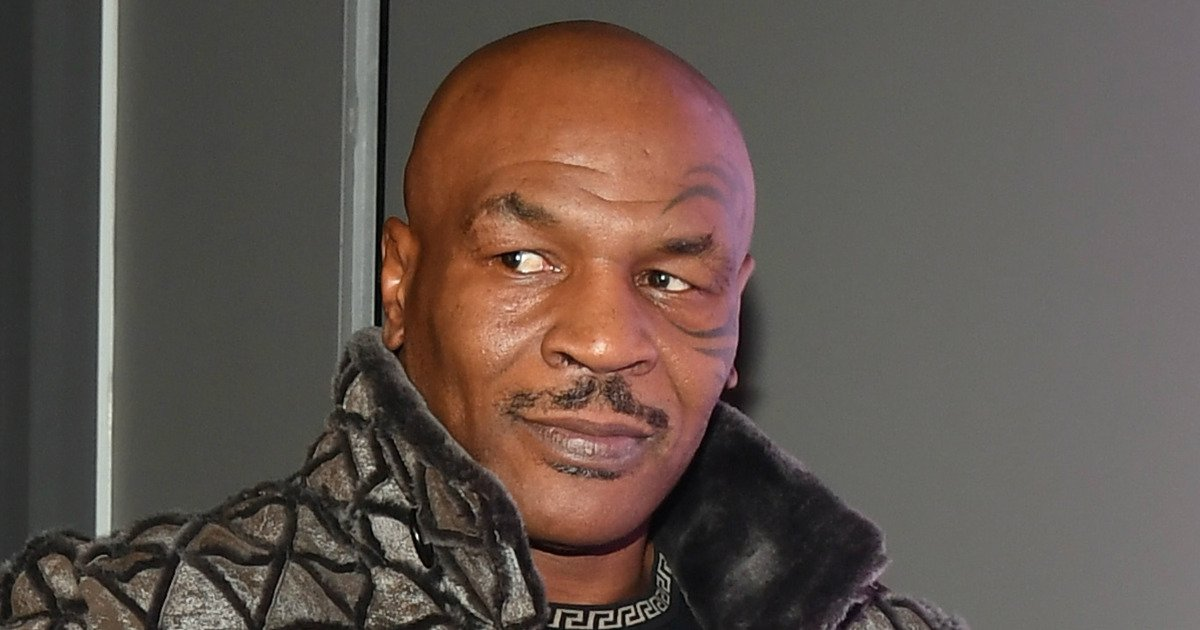 Could Mike Tyson Interest You in a TV Series About His Marijuana Farm?