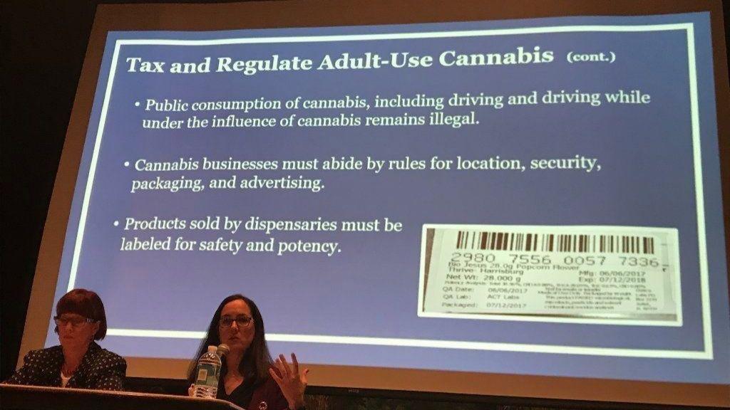 Illinois legislators make case for legalizing, regulating recreational marijuana