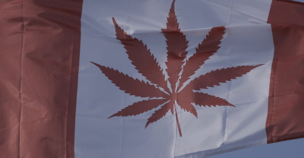 Legalizing Recreational Marijuana, Canada Begins a National Experiment