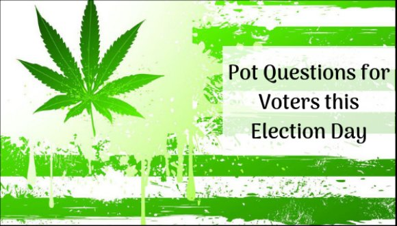 Marijuana Referendum Questions on Table This Election Day