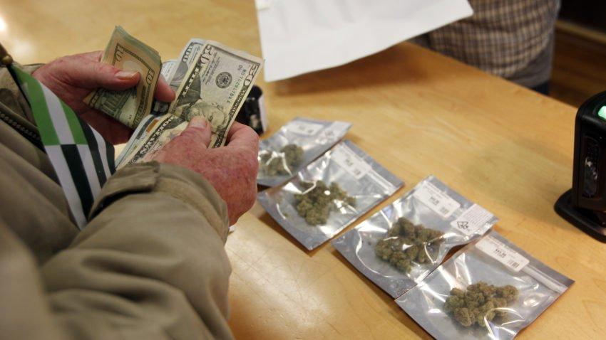 Massachusetts licenses first recreational marijuana dispensaries