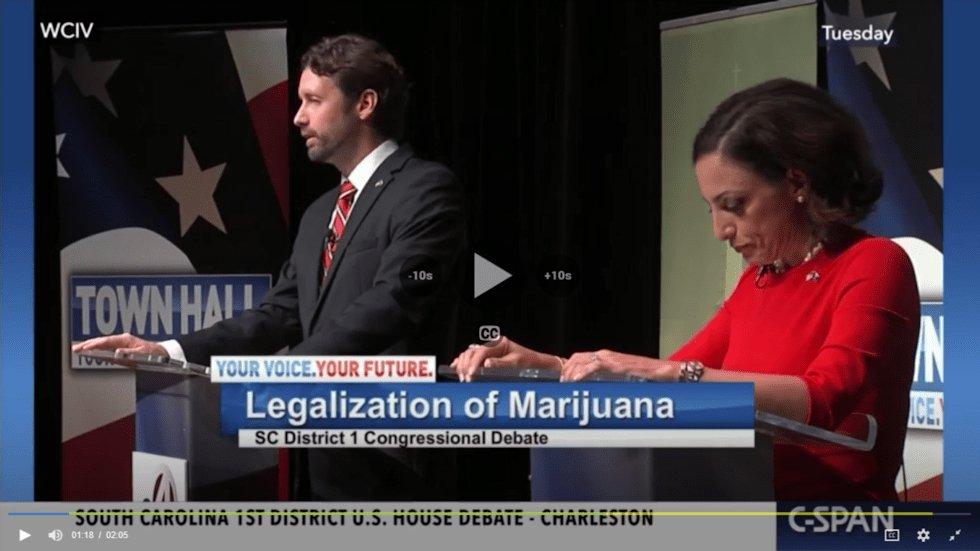 Medical marijuana a topic in S.C. congressional debate - Carolina Cannabis News