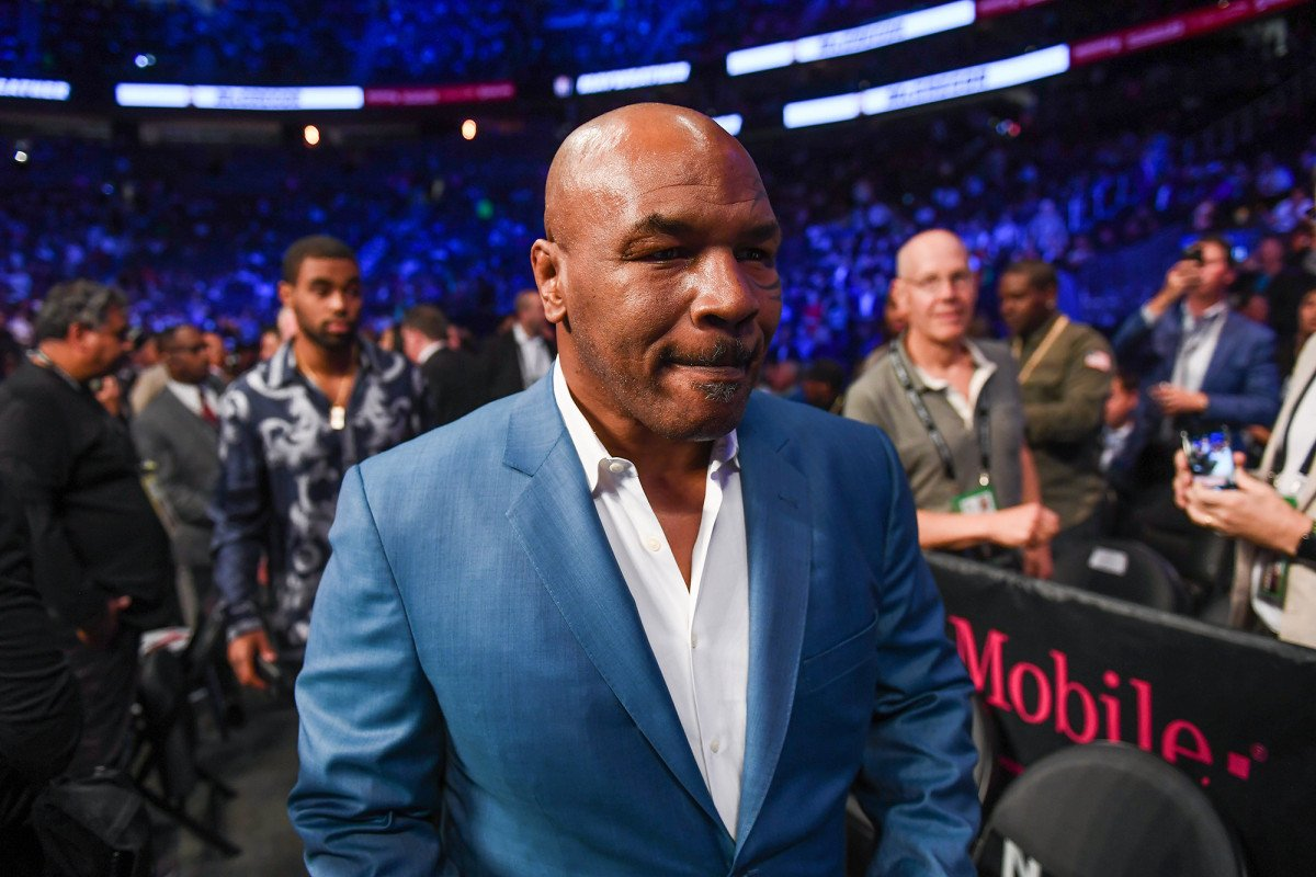 "Mike Tyson ""Rolls With the Punches"" as new a marijuana grower"