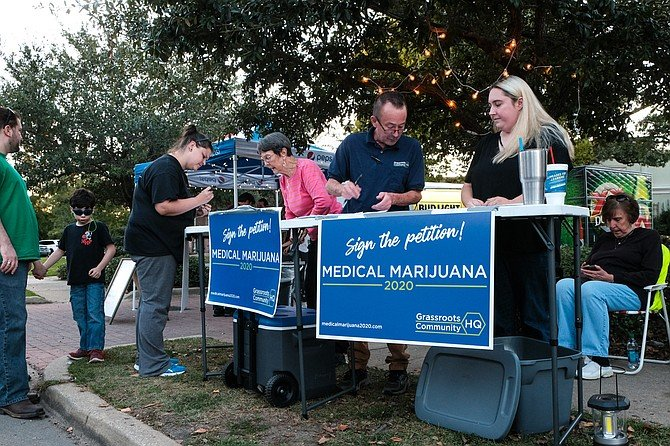 Mississippians Fight for Medical Marijuana in 2020