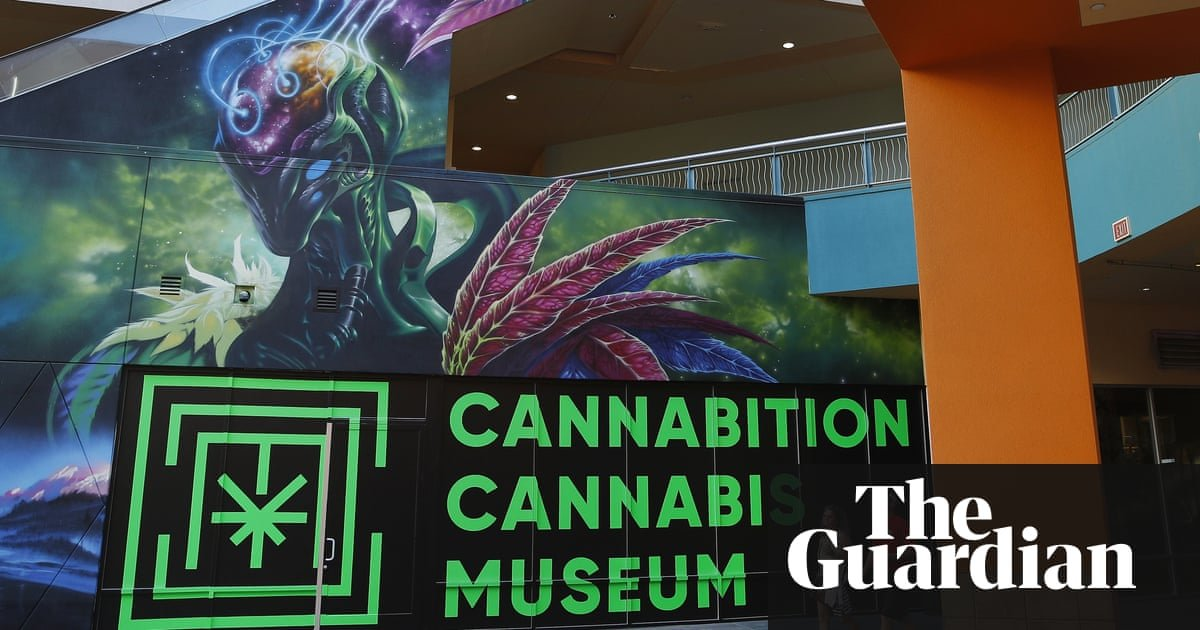 Nevada could raise $1bn from seven years of marijuana sales – report