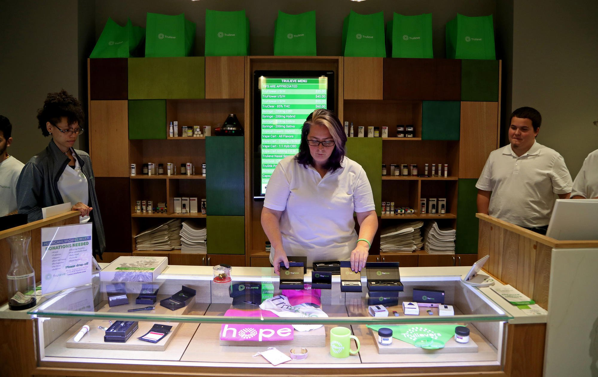 Pot products: Do you know what South Florida's medical marijuana dispensaries sell?