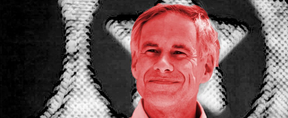 Texas Governor Greg Abbott Opens His Mind to Marijuana Decriminalization… Kinda