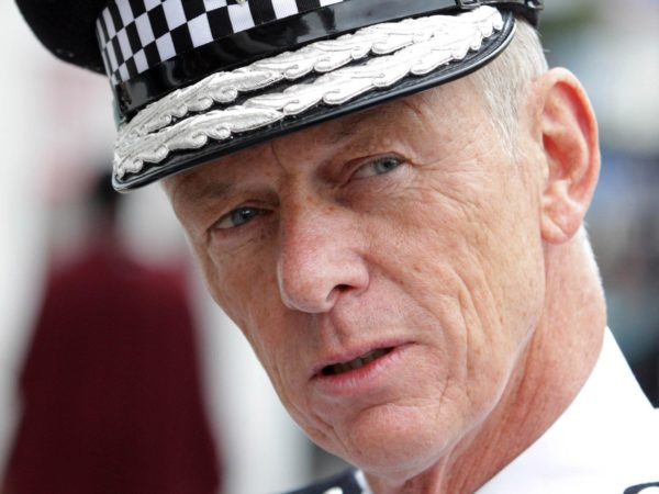 UK government must look into legalising cannabis, says former London police chief
