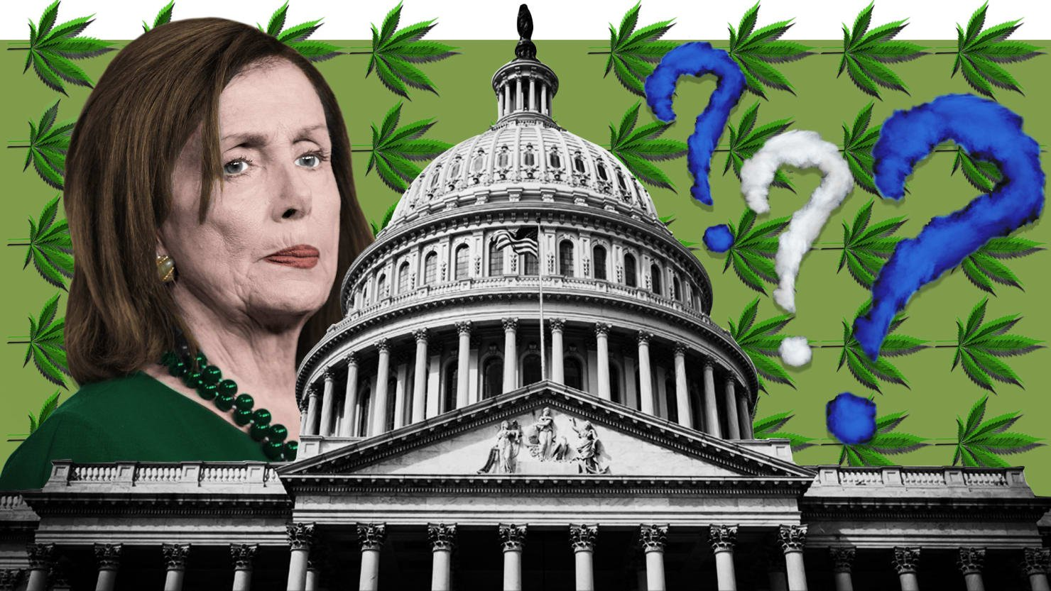 Why Are House Democratic Leaders Such a Bummer on Legal Weed?