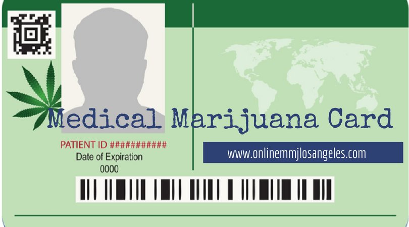 Why Should You Prefer Medical Marijuana Card in Los Angeles?